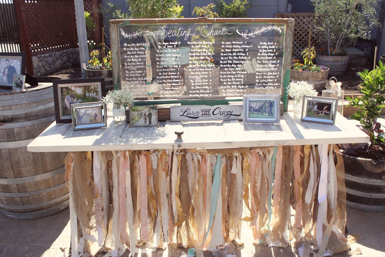 Rustic Wedding Seating Chart Ideas: Best 25+ Rustic Seating Charts Ideas On Pinterest