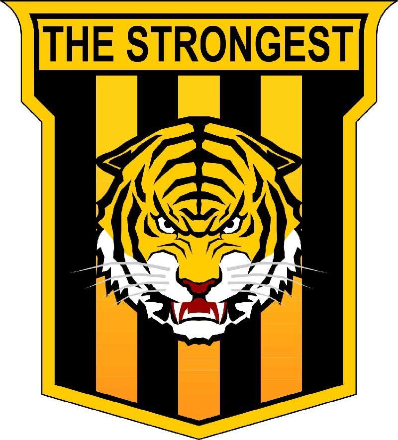 The Strongest Liga De Fútbol Profesional Boliviano La Paz Bolivia Football Logo Soccer Logo Futbol Soccer