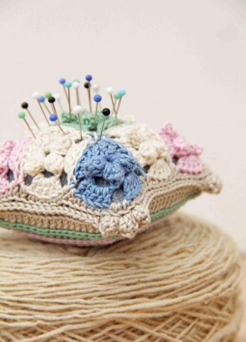 branda: Cutie Pin Crochet Pattern | Crochet ideas para el hogar ...