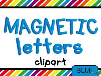 Magnetic Letters Clipart Magnetic Letters Clip Art Letters