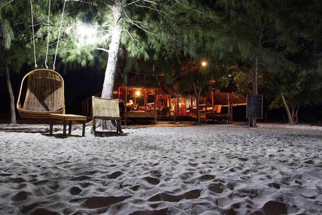 Pura Vita Resort   Koh Rong, Cambodia
