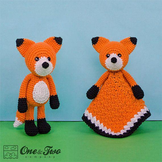 35+ Fox Craft Ideas | Amigurumi patterns, Crochet and Patterns