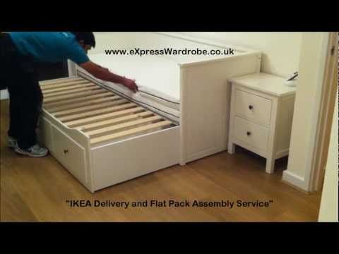 Bedbank Solsta Ikea.Ikea Hemnes Trundle Day Bed Reviews Flat Pack Furniture Design