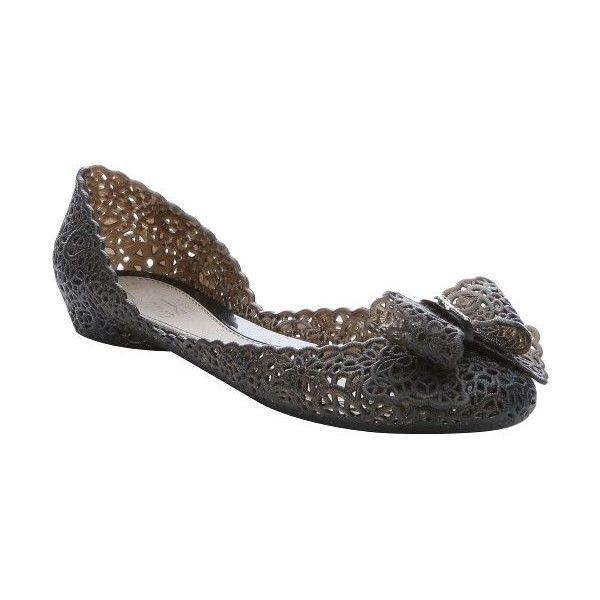 Salvatore Ferragamo Rubber d'Orsay Sandals clearance 100% original sale marketable 3hSNA