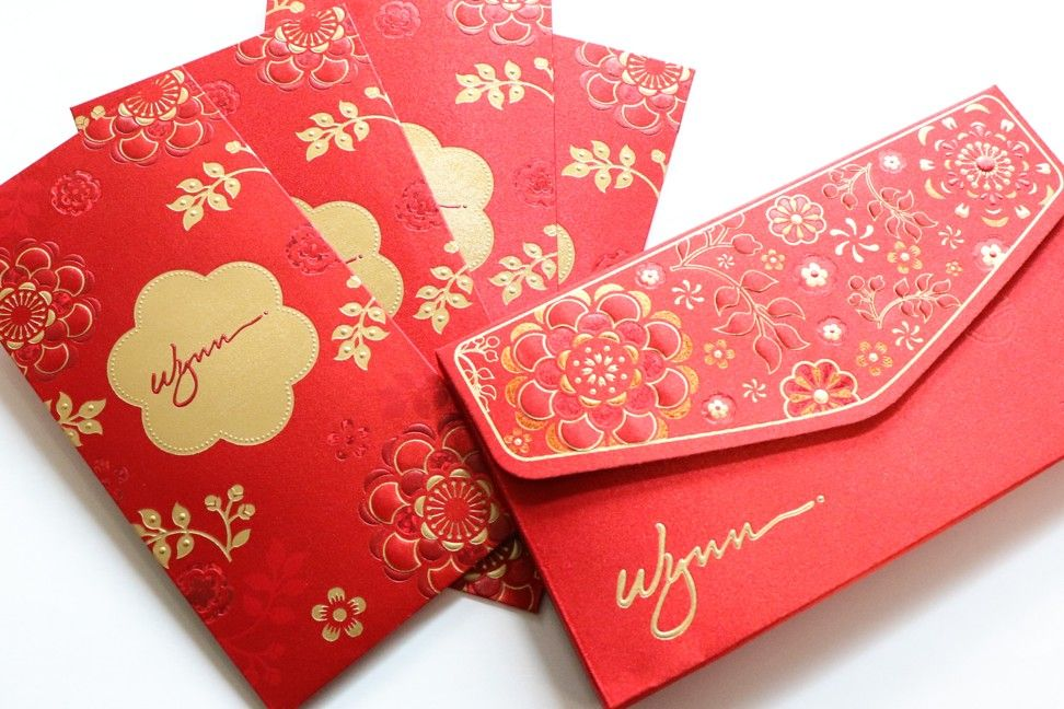 Top 15 luxury red envelopes for Lunar New Year 2018 Red