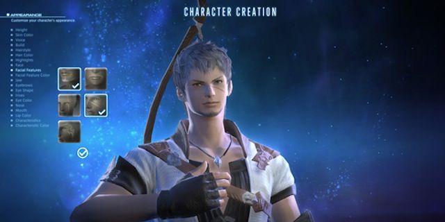 Introducing Final Fantasy XIV: A Realm Reborn's character
