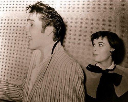Natalie Wood #Memphis #1956