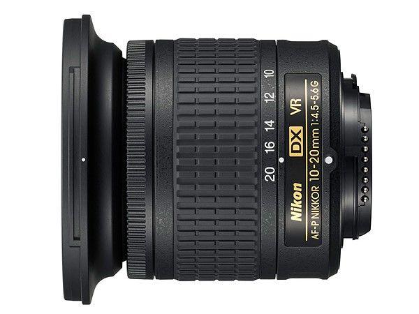 Nikon Just Announced A Cheap Wide Lens The Af P 10 20mm F4 5 5 6g Vr Lens For Dx Bodies Nikon Lenses Zoom Lens Nikon Lens