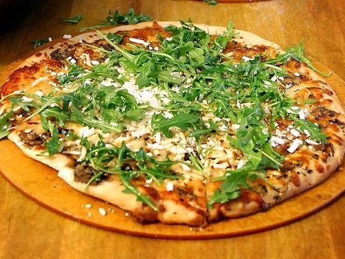 Top This The Cheese Board\u0027s Mushroom, Onion, Mozzarella, Ricotta - California Pizza Kitchen Chicago
