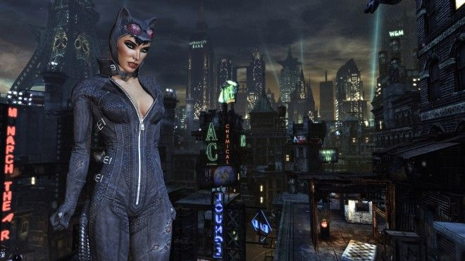 How To Get Catwoman In Batman Arkham City For Free