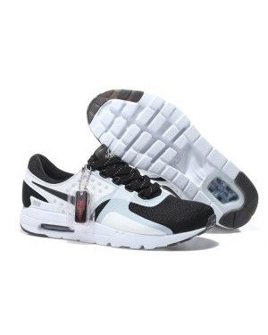 low priced a1c1d 9e9b5 Mens Womens Nike Air Max Zero 87 Coal Black Bright White Black   nike