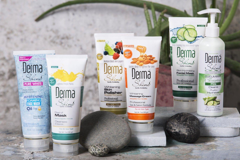 Derma Shine Oil Free Facial Kit in 2020 Oil free, Top