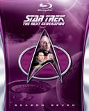 Star Trek: The Next Generation - Season Seven [6 Discs] [Blu-ray], 7915588