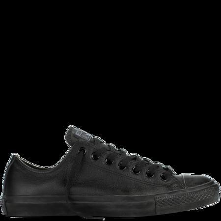 a09c10232a6 Chuck Taylor Leather - Black - All Star - Converse.com