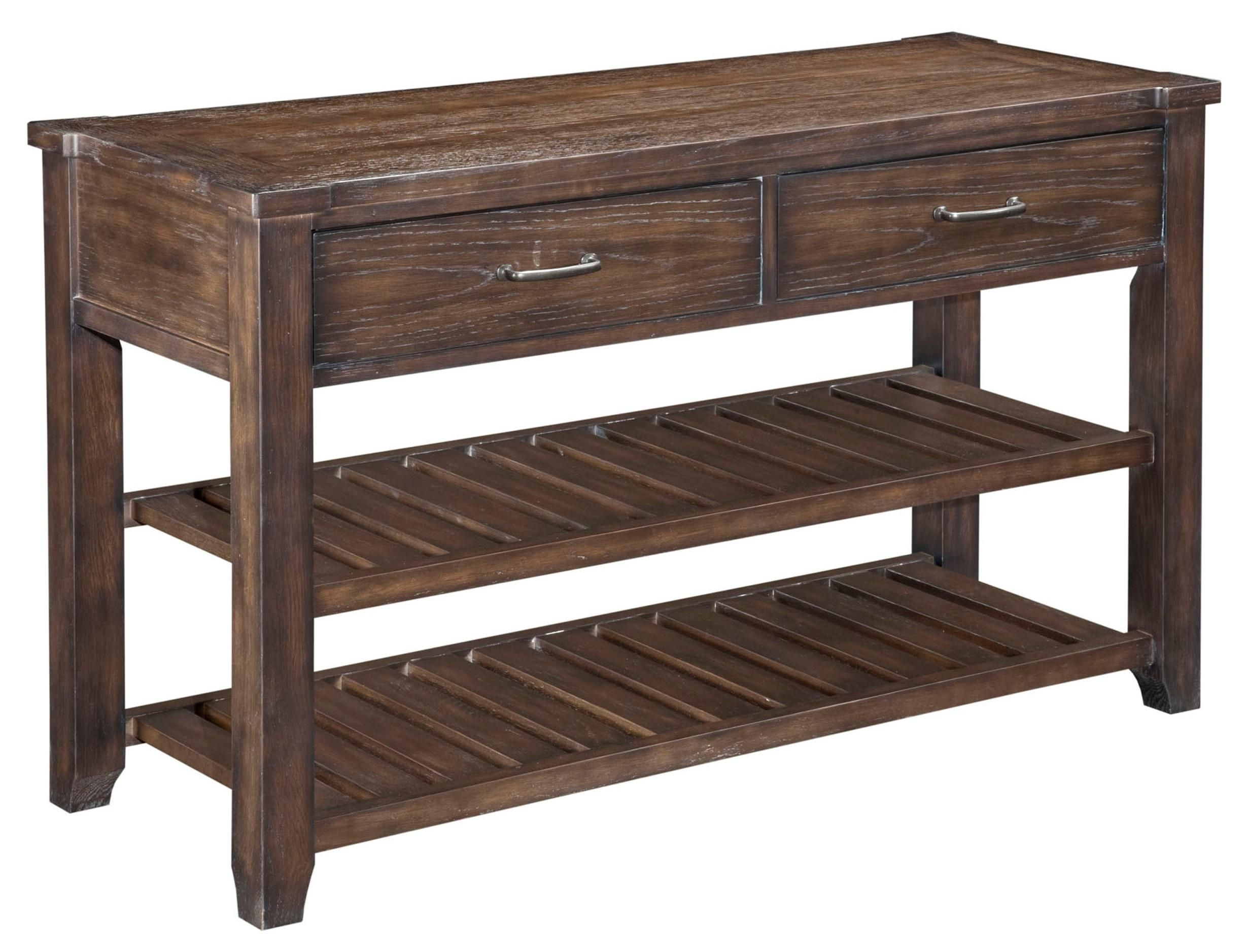 Attic retreat sofa table by broyhill furniture dream furniture attic retreat sofa table by broyhill furniture geotapseo Gallery