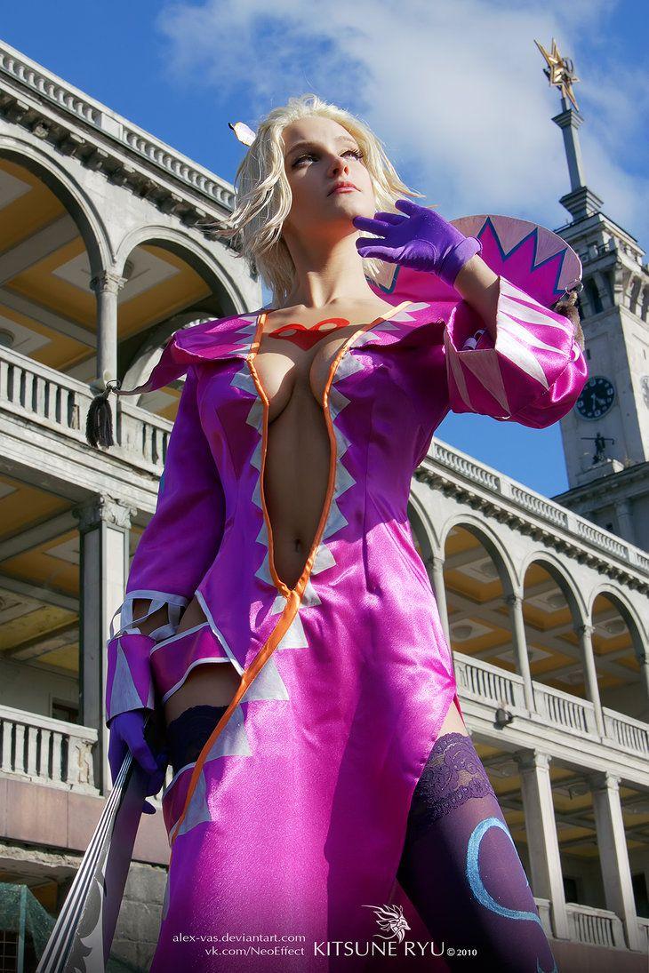 LeBlanc - Final Fantasy X-2 cosplay by Alex-Vas