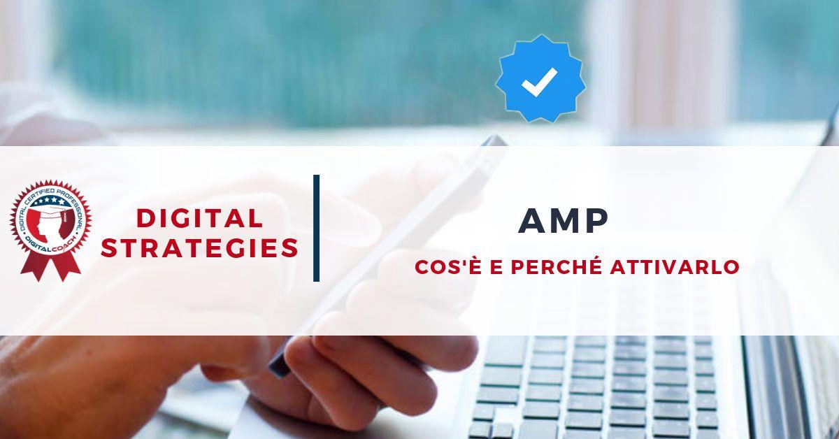 Amp Cos E E Perche Attivare L Accelerated Mobile Pages Con Immagini Marketing Digitale Attivita Cose