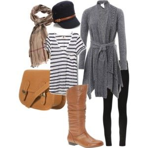 Fall in Pants - Polyvore