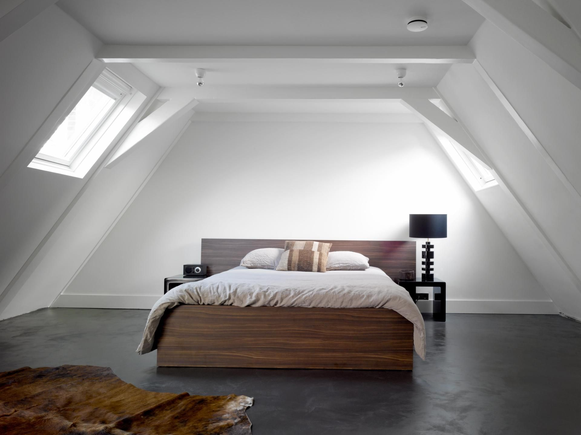 Natural light - loft - Tivoli Audio