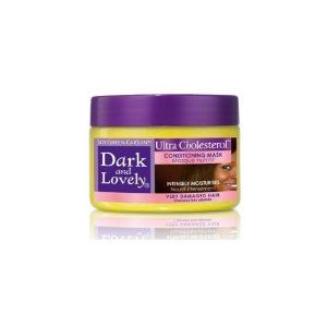 Dark And Lovely Ultra Cholesterol Conditioning Mask 250ml It Does Miracles Leaves Hair Soft