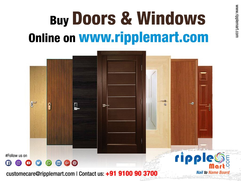 Buy Doors Online Buy Doors Windows Online At Best Prices On