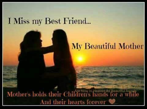 I miss my best friend....