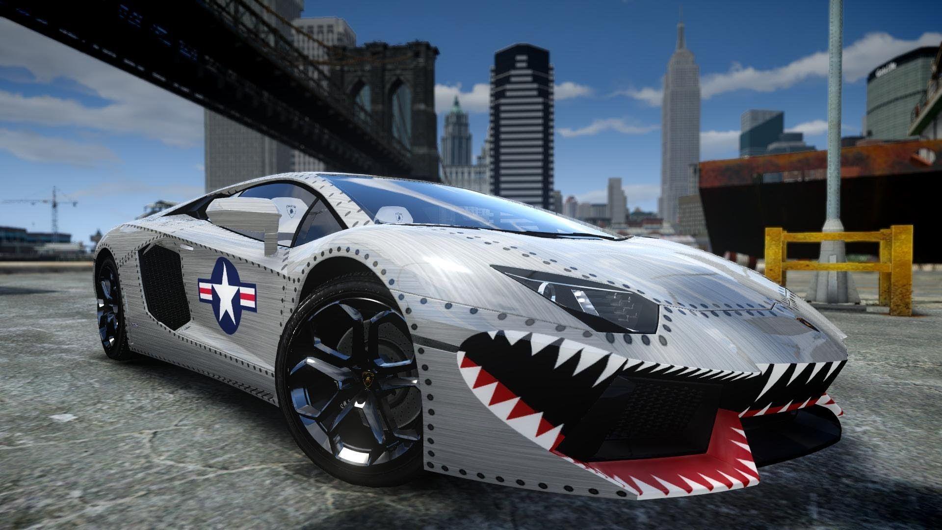 Lamborghini Shark Army 😍💯💪 Musclecars Lambofans