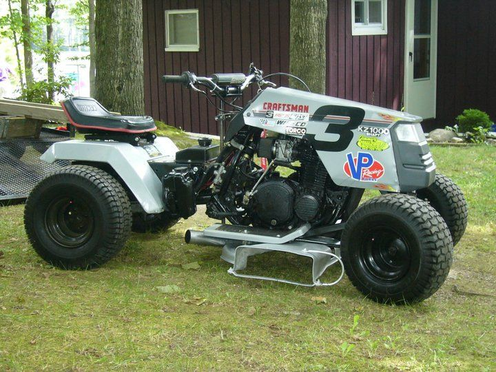 riding mower mods - Google Search | Cool Riders | Riding