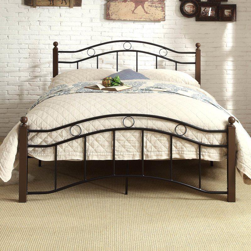 Souliere Platform Bed Metal Platform Bed