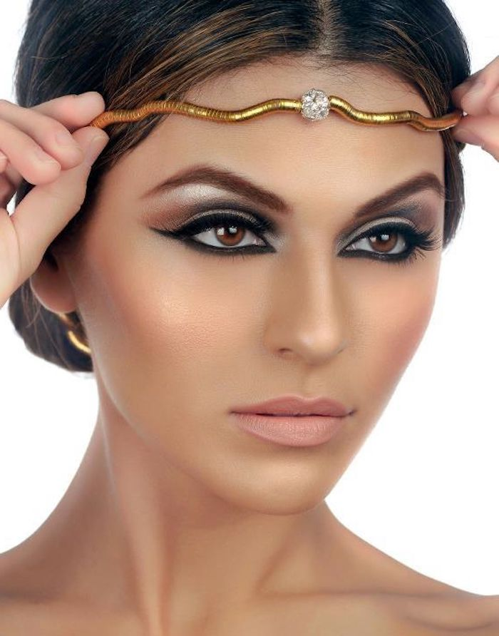 1001 Ideen Für Cleopatra Schminken Inspiration Make Up