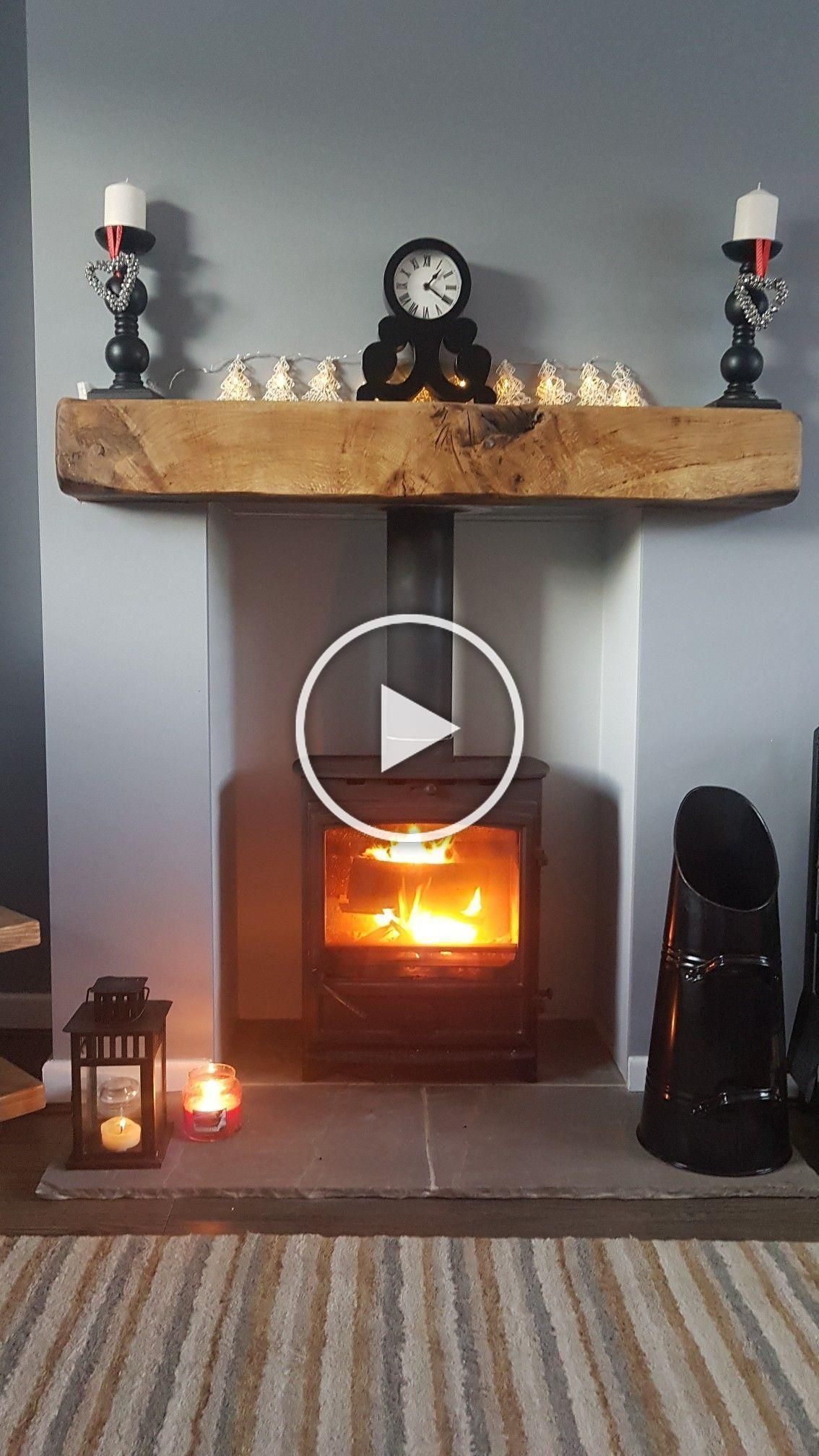 Hottest Totally Free oak Fireplace Remodel Thoughts  Love my fireplace