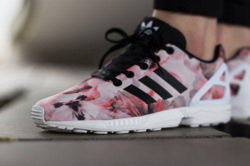 Adidas ZX Flux Core Black White (1) | Sneakers, Adidas et