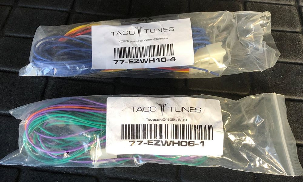 Tacotunes 4runner Plug And Play Add A Subwoofer Audio Upgrade Subwoofer 4runner Subwoofer Wiring
