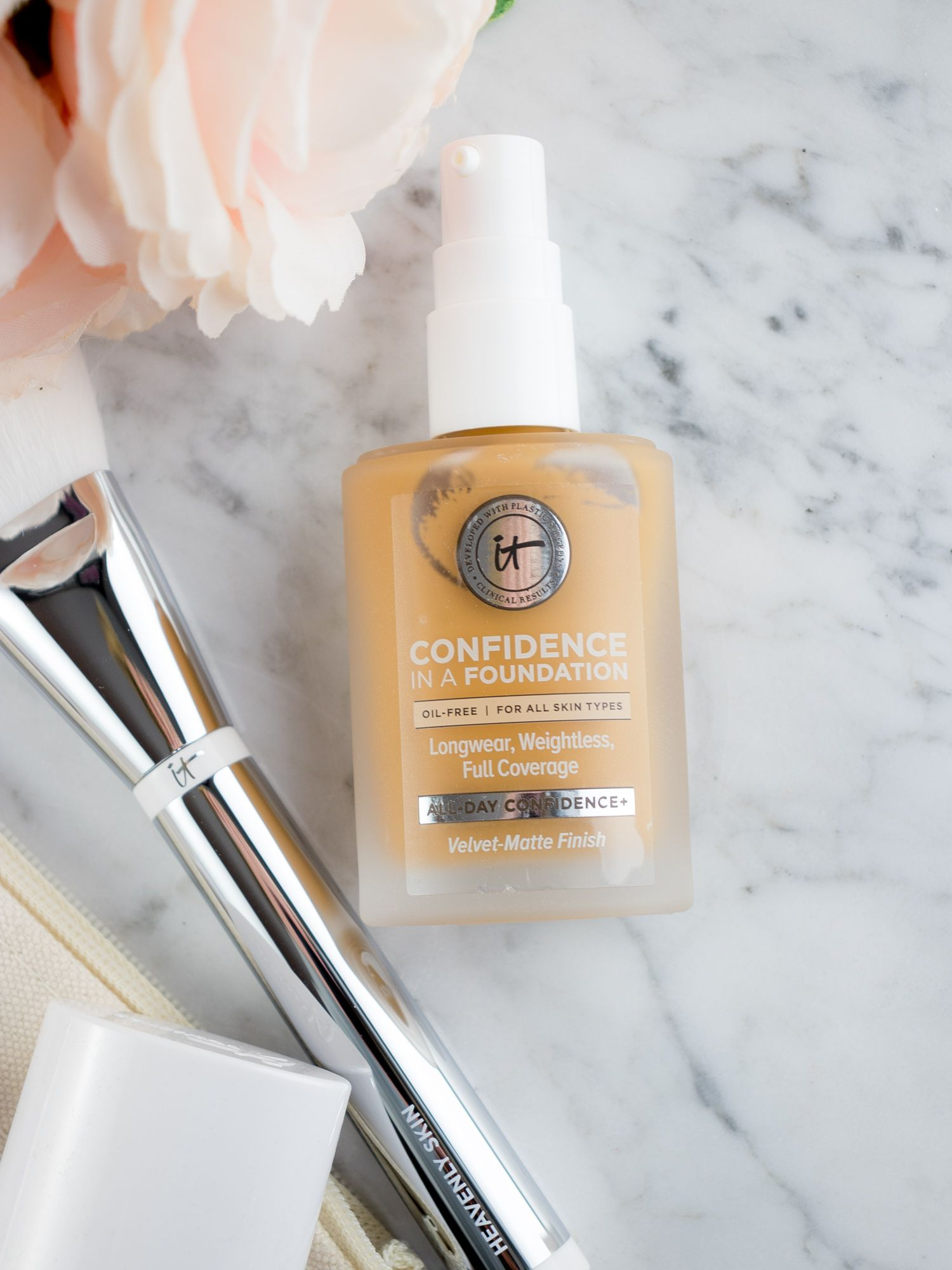 IT Cosmetics Confidence in a Foundation Review Best