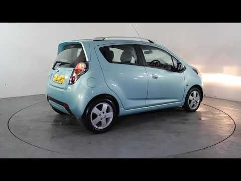 Chevrolet Spark 1 2 Lt Air Conditioning Alloy Wheels Parking