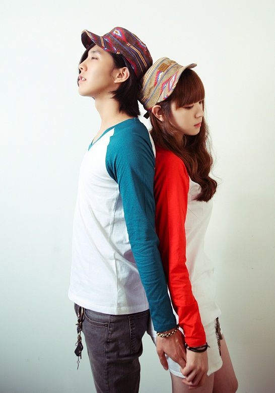 ryu hye ju and park ji ho relationship test