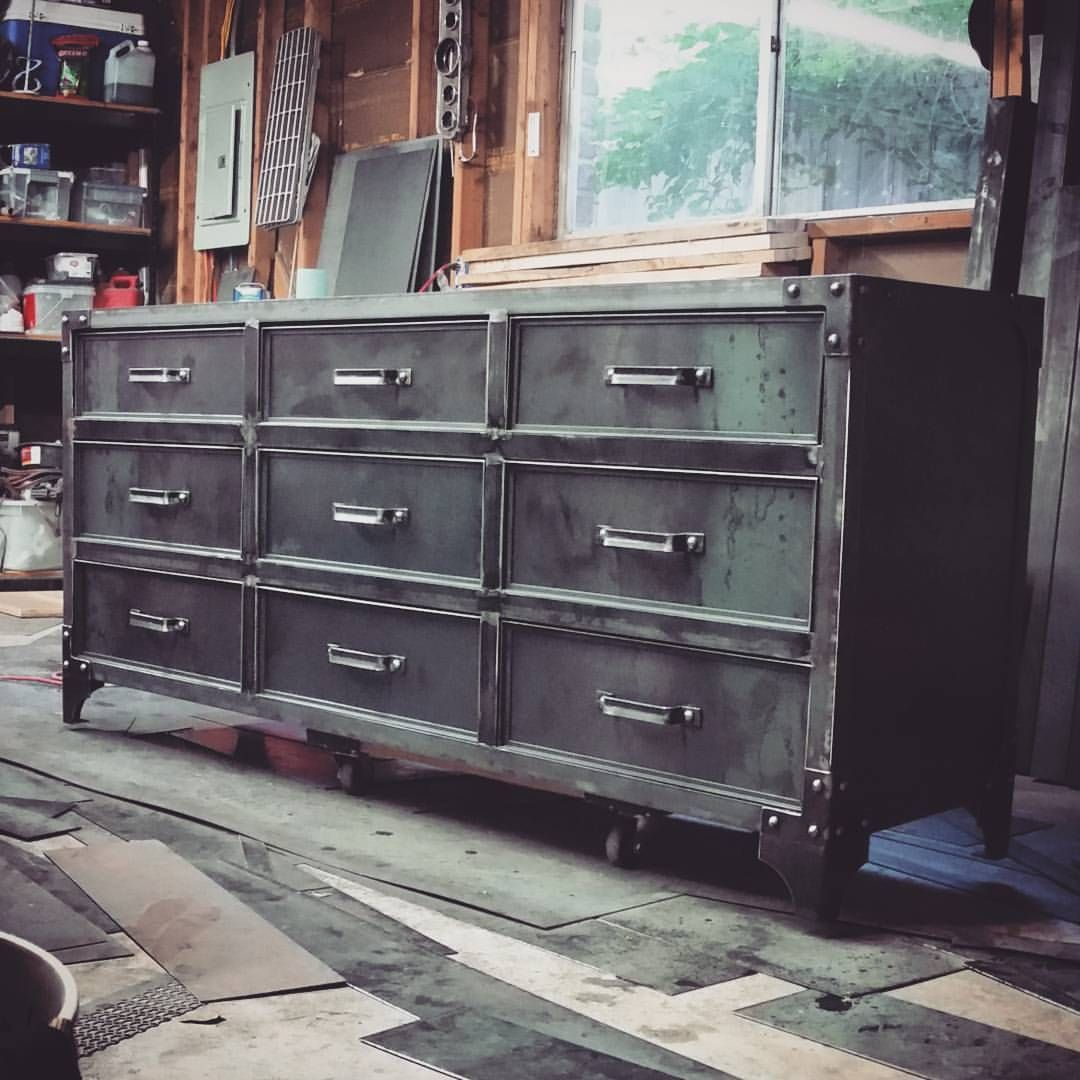 The grandview all steel dresser ton of work and a ton of left over