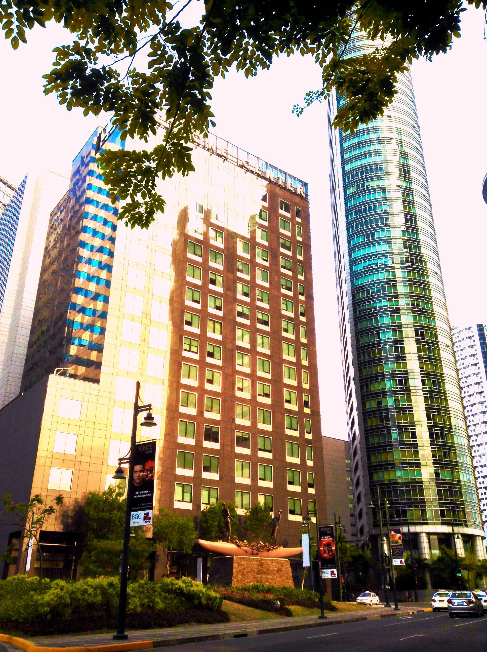 Net One Building | Fort Bonifacio Global City | www.vigorretravelerlease.com