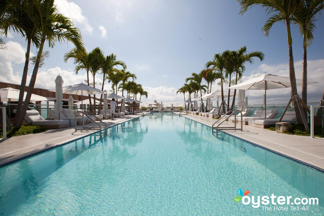 1 Hotel South Beach Review What To Really Expect If You Stay South Beach Hotels Rooftop Pool South Beach