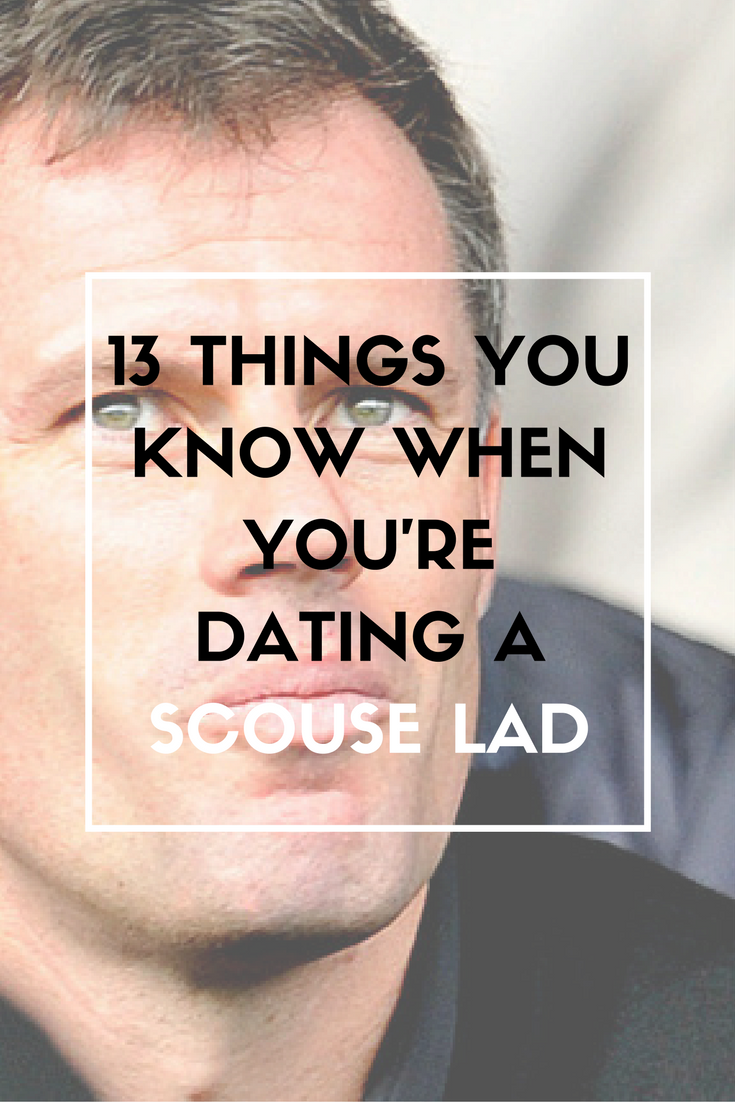 dating a lads lad