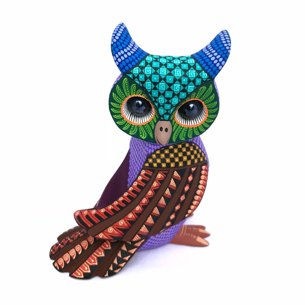 Eduardo Fabian & Daniela Hernandez Medium Owl