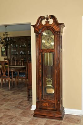 Sligh Trend Grandfather Clock For 2nd Hand Model 0938 1 Ab Movement 103 003 This Wonderful Was Bought
