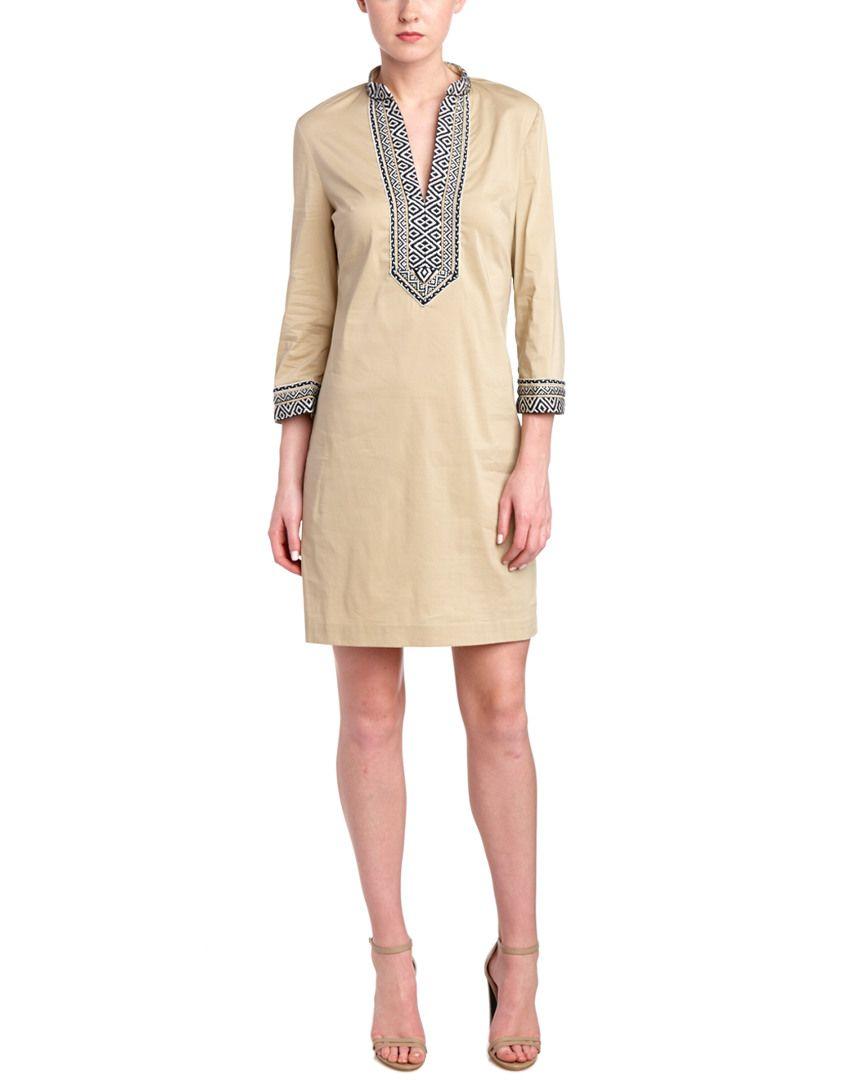 Rue La La — Tory Burch A-Line Mini Dress