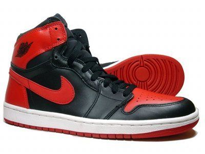 the very first pair of jordans