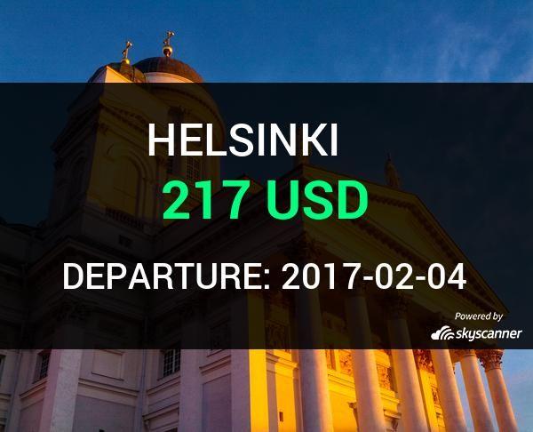 Flight from Los Angeles to Helsinki by Norwegian    BOOK NOW >>>
