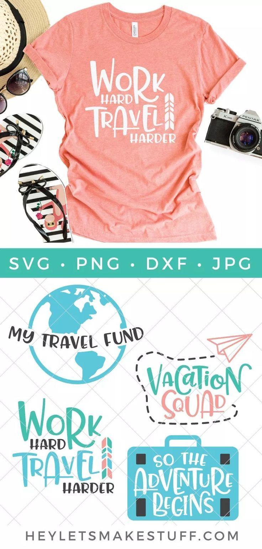 Vacation & Travel SVG Bundle