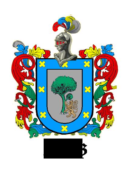 Apellido Ruiz Escudo De Armas Apellidos Escudo De Armas Escudo