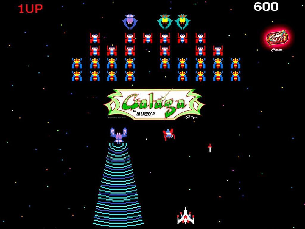 Galaga скачать на компьютер