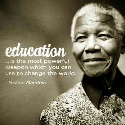 Nelson Mandela Quotes Pinterest Education Quotes Quotes And