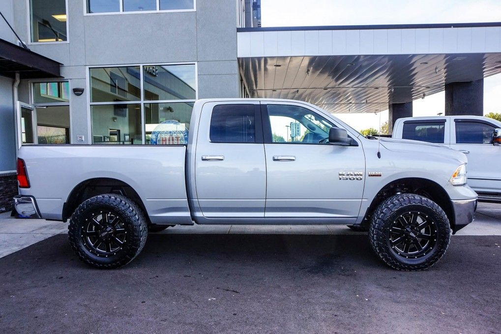 Lifted 2016 Dodge Ram 1500 Horn 4x4 Looks Like My Truck But Not As